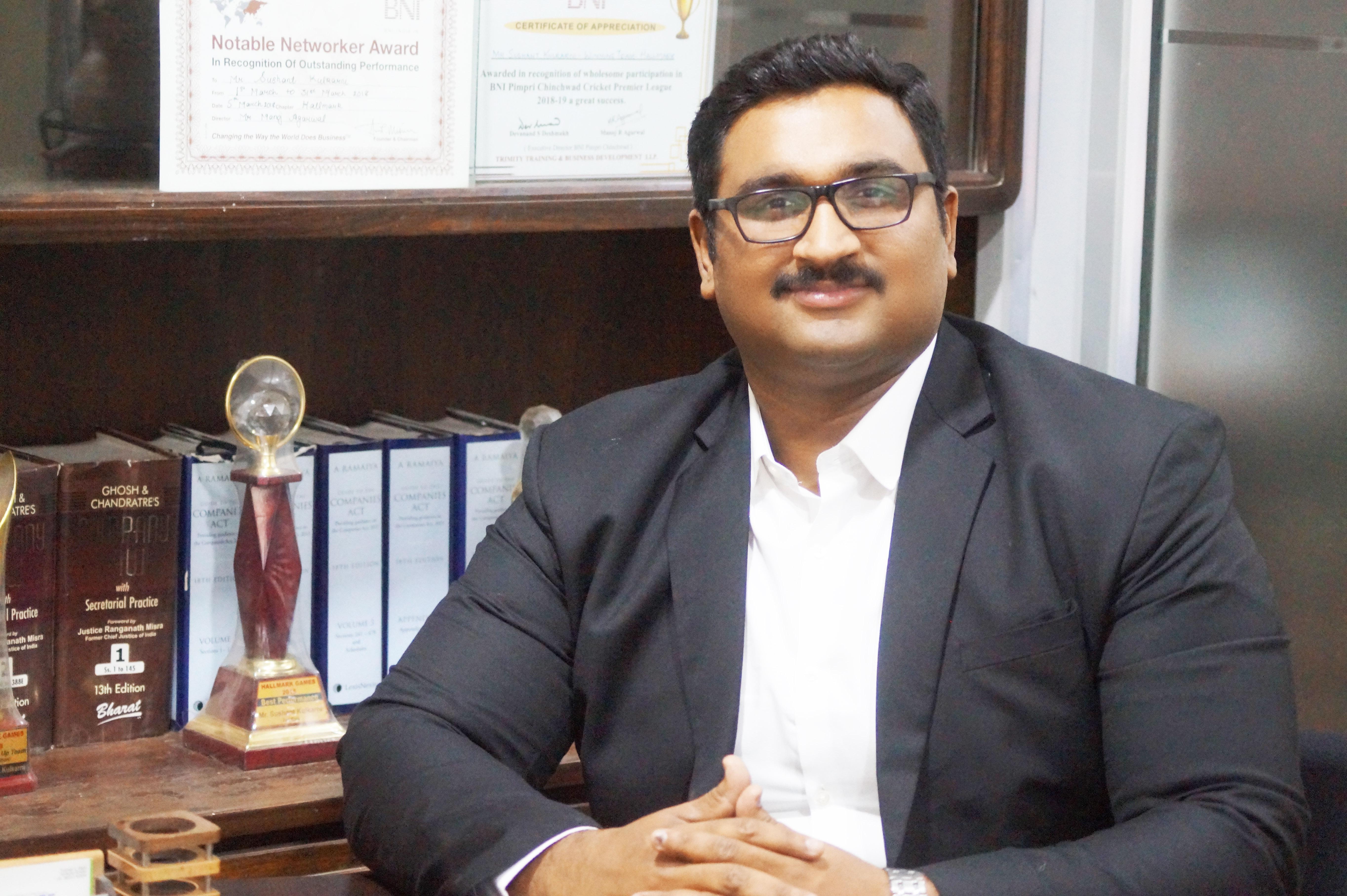 Mr. Sushant Kulkarni